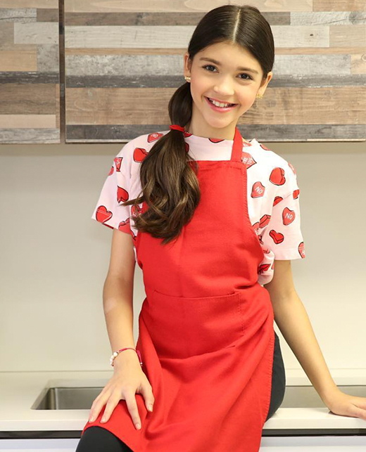 Mini Chef Paloma